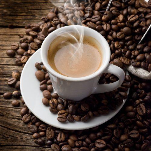 Wartezeit ist Kaffeezeit
